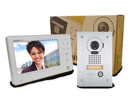 Interphone et vidéoportier